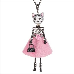 Jewelry - Adorable Cat Necklace